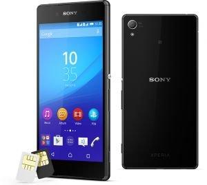 Sony Xperia Z3+ 32GB Dual-SIM Schwarz EU [13,2cm (5,2