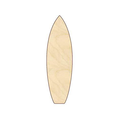 IstiWood Tabla de Surf de Madera sin terminar