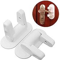 Ouken Schaum-T/ür-Stopper 4Pcs C-Form Tier Design Kind-Finger-Schutz-Schutz-Sicherheits-T/ür-Stopper-Schutz