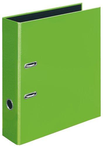 Archivador A4 60 mm color verde claro