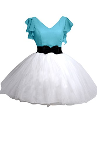 Missdressy - Robe - Robe de bal - Femme Bleu - Bleu