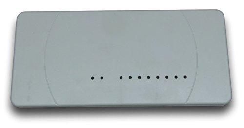 SM-PC®, 8-Kanal Funk Regelklemmleiste Receiver 230V, weiß Serie:TOP #a45