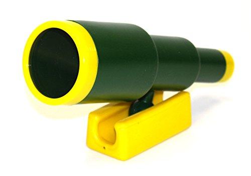 EASTERN JUNGLE GYM Gym Extra Große Kunststoff Spielzeug Teleskop Schaukel Set Zubehör Grün für Outdoor Holz Schaukel Set