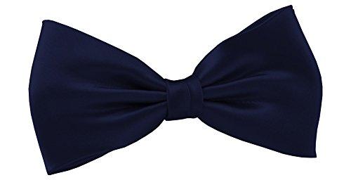 e Blau Vorgebunden in Klassischer Form ()