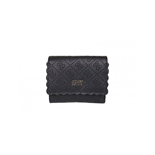 GUESS SLG SWSG6962430 GUESS RAYNA RAYNA SLG TRIFOLD SMALL BLACK BLA 4HcqOxw7T