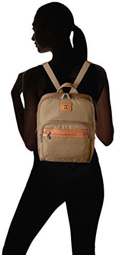 Bogner - Backpack 3, Borsa a mano/zaino Donna Beige (lion)