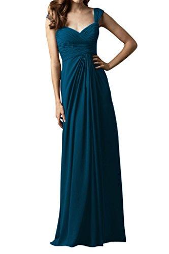 Ivydressing - Robe - Trapèze - Femme Bleu