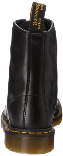 Dr Martens 1460 Worm Wyoming, Boots mixte adulte Noir