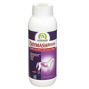 LABORATOIRES AUDEVARD Ekymash Booster Nahrungsergänzungsmittel für Pferde, 1 l