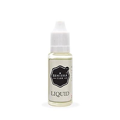 e Liquid | e Zigarette Liquid | eShisha Club | Melone | 20ml Flasche | 20ml Bottle | e Shisha Öl | Elektronische Zigarette | e Liquid Aromen | Nikotinfrei | Tabakfrei von eShisha Club