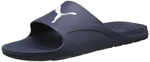 Puma Divecat, Unisex Adults' Sandals, Navy (Peacoat-white), 9 UK (43 EU)