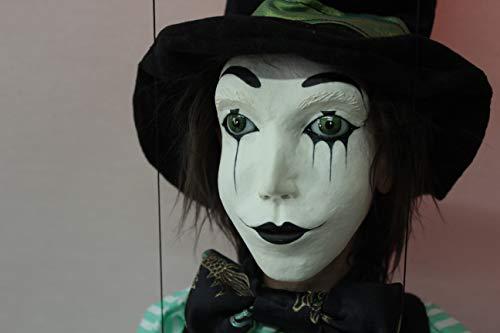 Marioneta Mimo#1 marionette puppet ooak artdoll títere