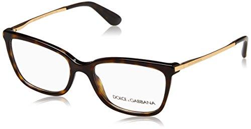 52cdcfdd28 Dolce & Gabbana Montures de lunettes Pour Femme 3243 - 502: Tortoise - 54mm