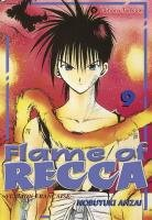 Flame of Recca Edition simple Tome 9