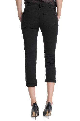 ESPRIT -Pantaloni  donne, nero (001 nero)