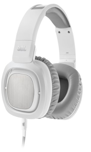 JBL J88i Over-Ear Headphone With Mic-White  available at amazon for Rs.3624