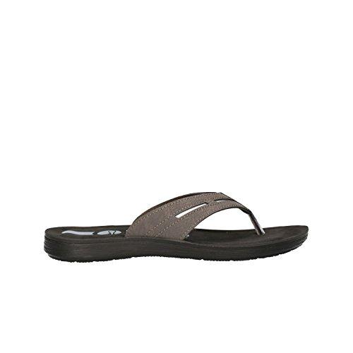 Inblu ciabatte scarpe uomo grigio va19 45