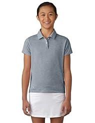Adidas Cotton Hand Polo de Golf, filles