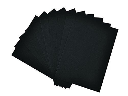 CI Basic A3schwarz Karte Pack, 50Blatt (Scrapbook Viel Papier)