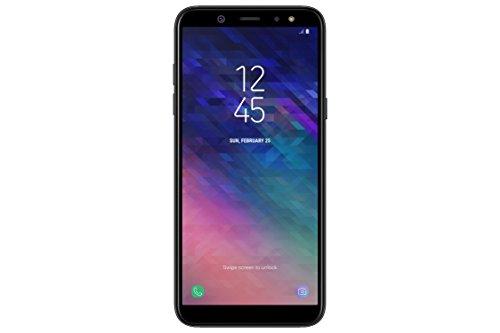 Galleria fotografica Samsung Galaxy A6 (2018) Smartphone, 32 GB Espandibili, Dual SIM, Black (Nero) [Versione Italiana]