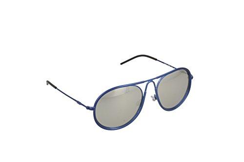 Emporio Armani Unisex-Erwachsene Earmani 2034 Sonnenbrille, Blau (Blue 30196g), 54