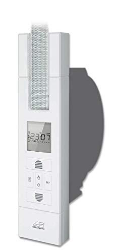 Schellenberg 22711 Elektrischer Gurtwickler RolloDrive 105 Plus + Sonnensensor 02266, System Maxi f�r 23 mm Gurtbreite, Rolladenantrieb