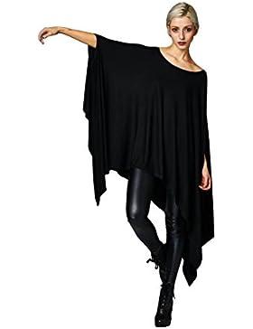 QIYUSHOW - Camiseta - para mujer