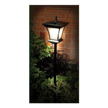 1 66m Tall Outdoor Solar Garden Lamp Post Garden Patio