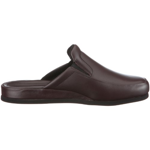Rohde Windsor 6607, Chaussons Homme Rouge (48 Weinrot)