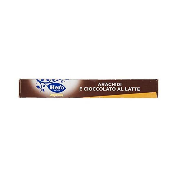 Barrette ai cereali Supreme Arachidi e Cioccolato Latte Confezione 4 X 24 g 5 spesavip