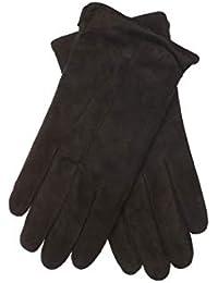 e4afe46e404a1c EEM Herren Leder Handschuhe BENNY aus Veloursleder, warm, elegant, klassich