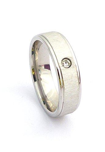 Trendit edle Designer Ringe für Sie und Ihn hochwertige Verarbeitung viele Modelle (58, S10)