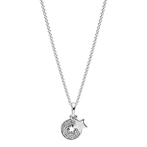 Pandora collana con ciondolo donna argento - 396375cz-70