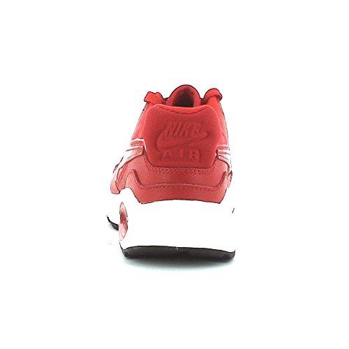 Nike Air Max St (Gs), Chaussures de Running Compétition Garçon Rouge