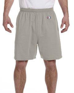 Champion Jersey Short 81878, Small, Oxford Grey - Champion Jersey Shorts