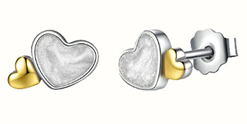 saysure-925-sterling-silver-lumious-hearts-stud-earrings