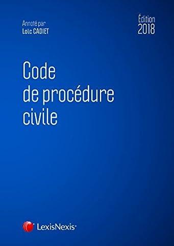 Code de procédure