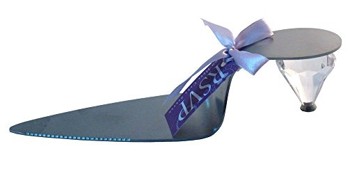 High Heel Cake Server (Wedding High Heel Cake Server by Wild Eye Designs)