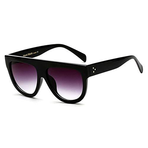 DYFDHA Sonnenbrillen NEW Brand Designer Sunglasses Women Gradient Lens Sun Glasses Women Full Frame Shades Ladies Glasses Unisex 1