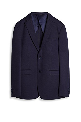 ... ESPRIT Collection Herren Anzugjacke Blau (Navy 400) 19276a43d7