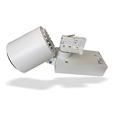 PIA mini 3-Phasen-Aufbaustrahler CDM-TC 35W G8,5-24° Reflektor EVG integriert - ERCO, Philips, Global | | Neigbar 25°/90° | Weiss von MLZ Vertriebs GmbH bei Lampenhans.de