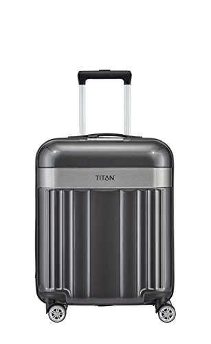 TITAN Spotlight Flash 4w 831406-04 Koffer, 55 cm, 37.0 Liter, Anthrazit