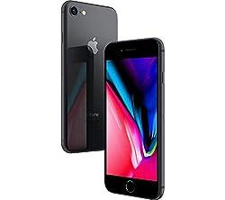 Apple iPhone 8 256GB Space Grau (Generalüberholt)