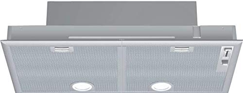 Bosch Serie 4 DHL755BL - Campana (610 m³/h, Canalizado/Recirculación, D, A, C,...
