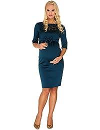 81903da3e226 Vestito premaman Marion Abbigliamento Premaman MY TUMMY ®©™ Abiti eleganti  di maternità
