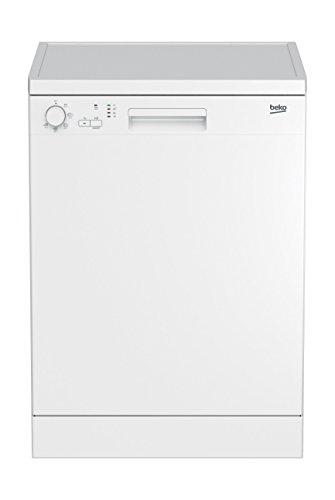 Beko DFN05210W lavavajilla Independiente 12 cubiertos A+
