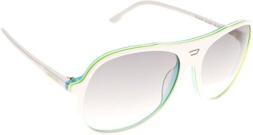 Diesel Sonnenbrille DL0015_24W-60 (60 mm) weiß