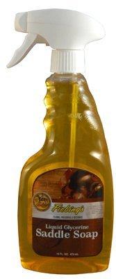 Fiebing LGSS00P016Z Liquid Glycerin Saddle Soap,