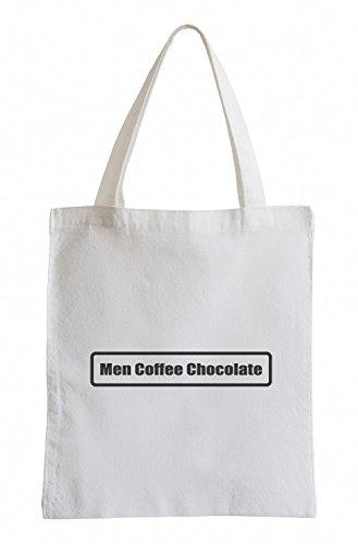 J.Roxx Men Coffee Chocolate Fun Jutebeutel