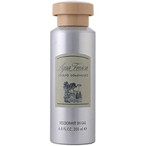 Desodorante agua fresca a.dominguez 150 ml.